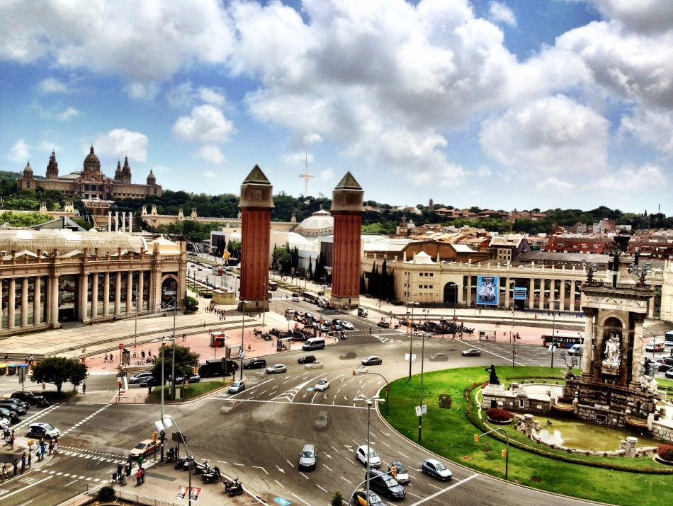 Barcelona for  Day