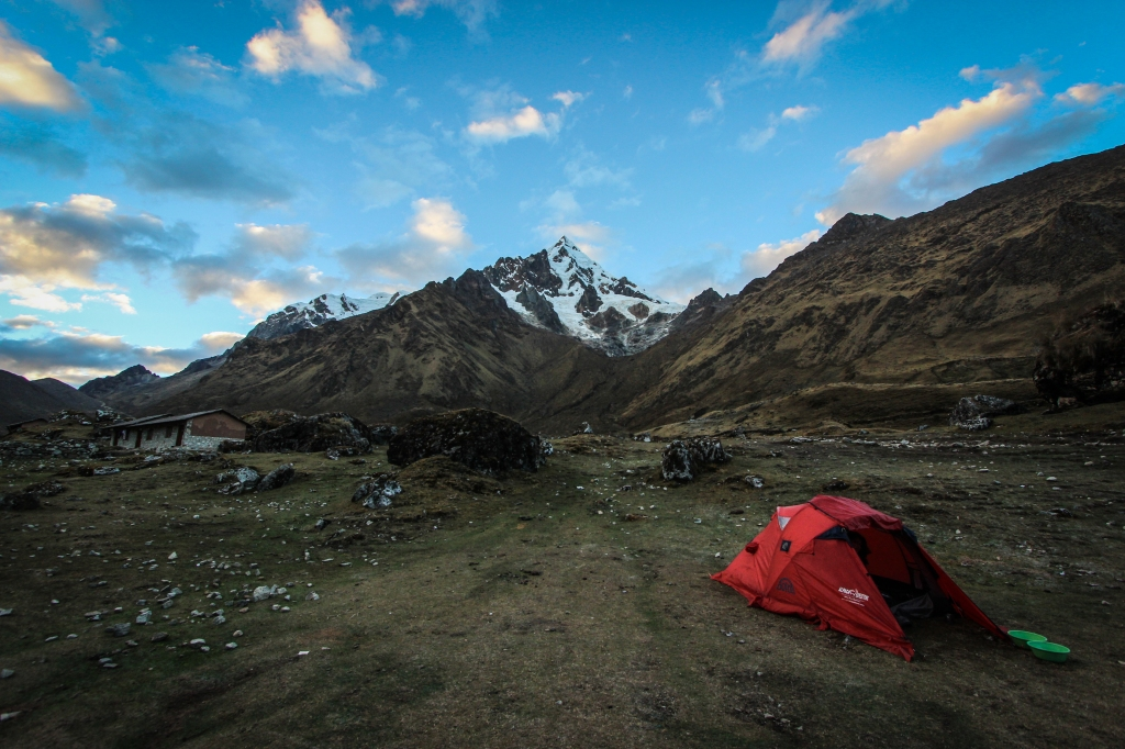 Salkantay Trek Day 1