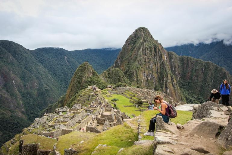 Huffington Post Trail to Peak Macchu Picchu