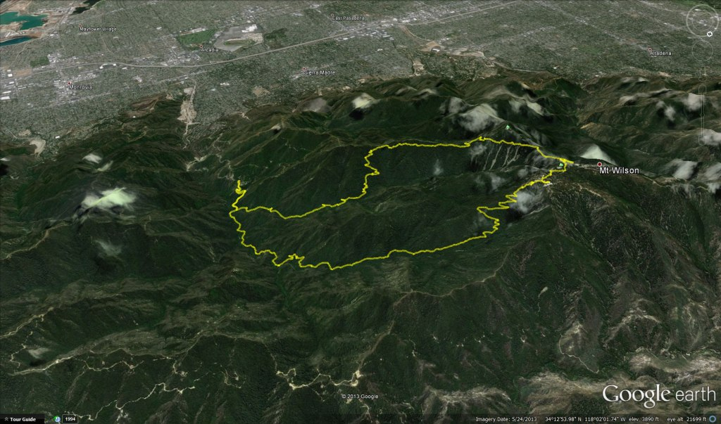 Mt Wilson Hike