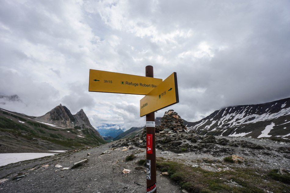 Trail Post