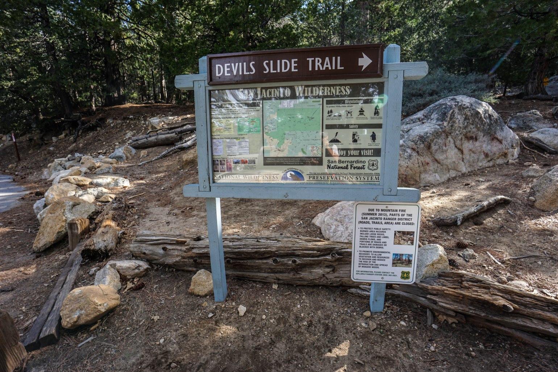Tahquitz Peak via Devils Slide Trail Idyllwild 03.15.15