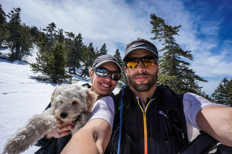 Tahquitz Peak via Devils Slide Trail Idyllwild
