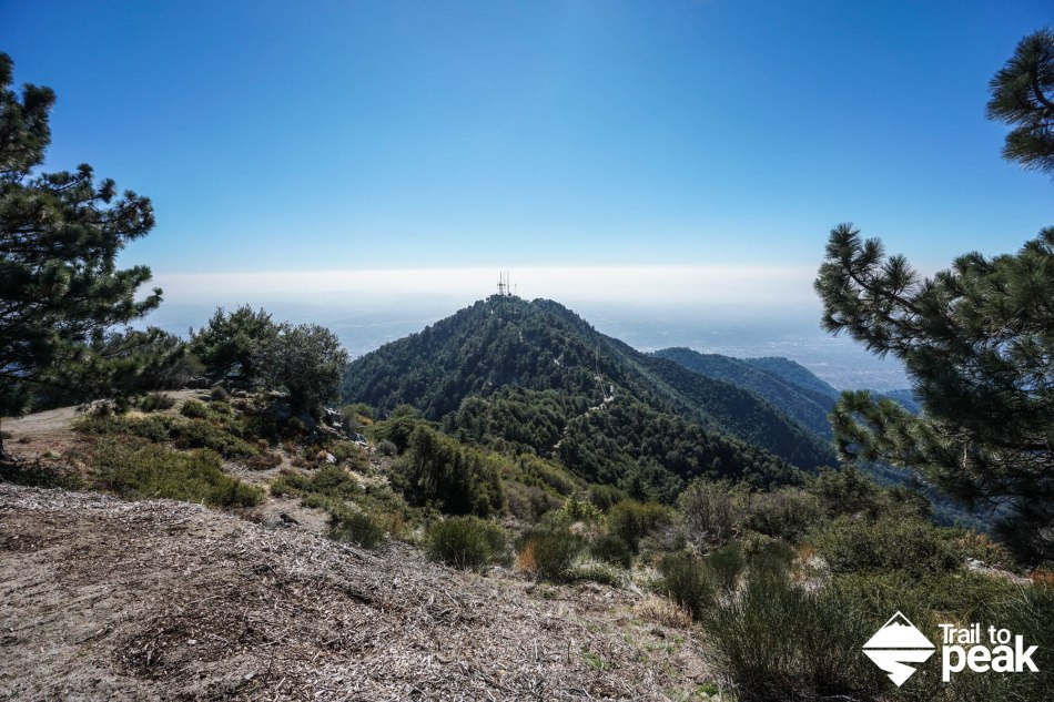"""Hardest California Hikes The Trail to Peak SoCal """"Category 5"""" Hiking Series Mt Wilson Sierra Madre"""