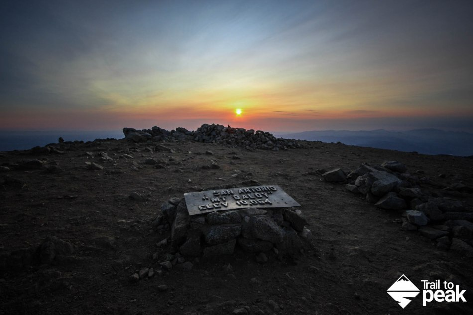 """Hardest California Hikes The Trail to Peak SoCal """"Category 5"""" Hiking Series Mt Baldy Bear Canyon"""