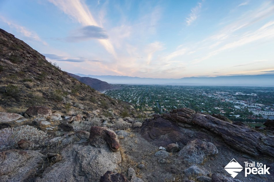 """Hardest California Hikes The Trail to Peak SoCal """"Category 5"""" Hiking Series Cactus To Clouds San Jacinto"""