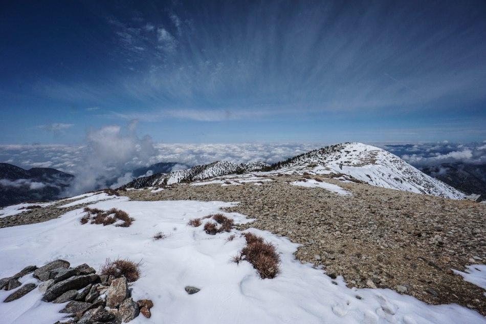 Mt. Baldy via Ski Hut Trail