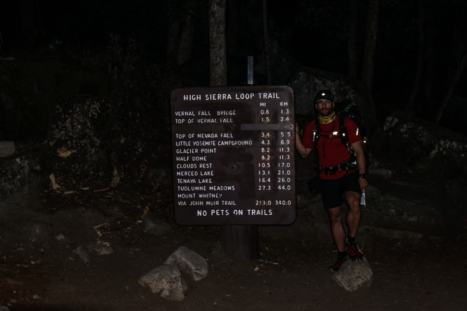 High Sierra Loop John Muir Trail