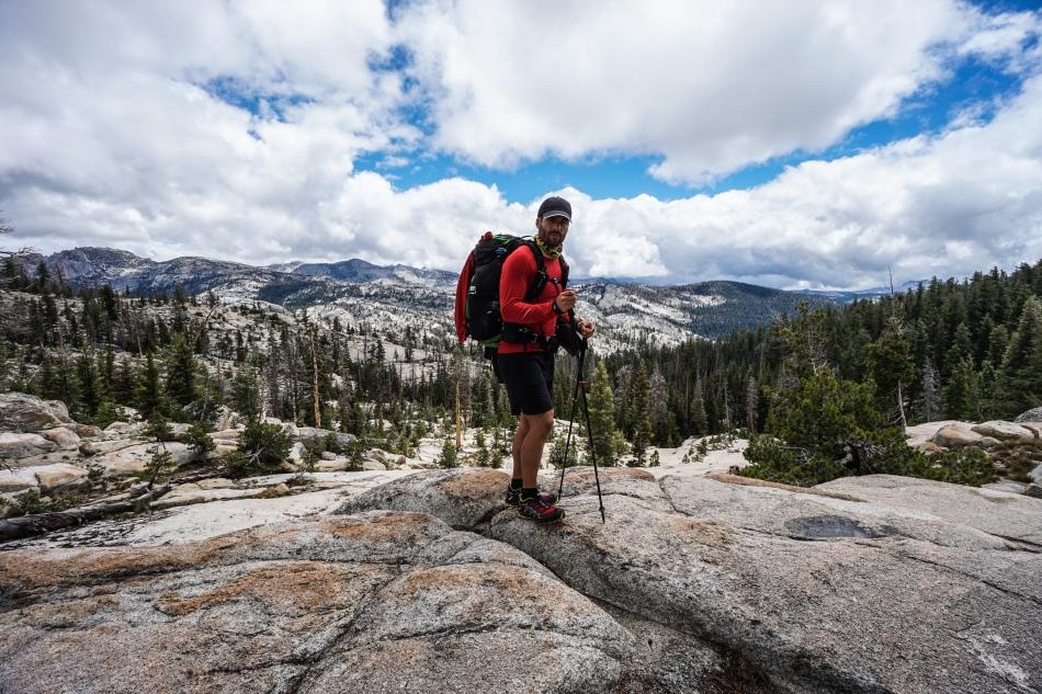 John Muir Trail Yosemite to Tuolumne