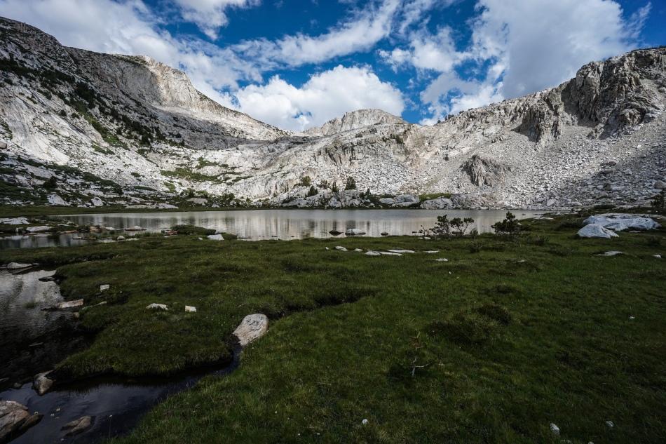 John Muir Trail Deer Creek to Silver Pass Lake