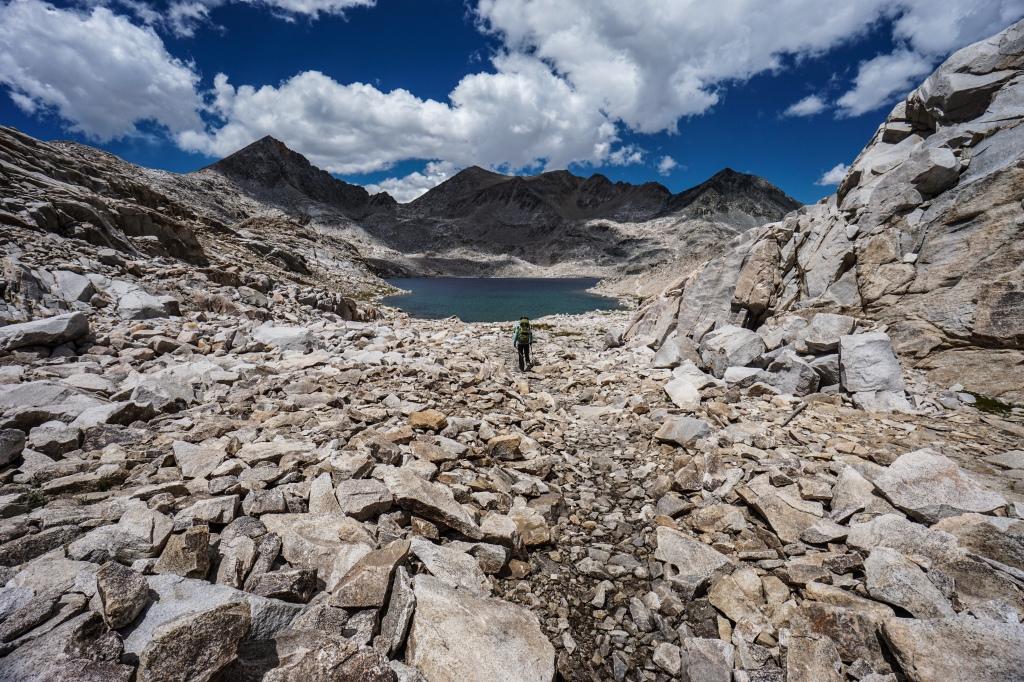 John Muir Trail Day 7