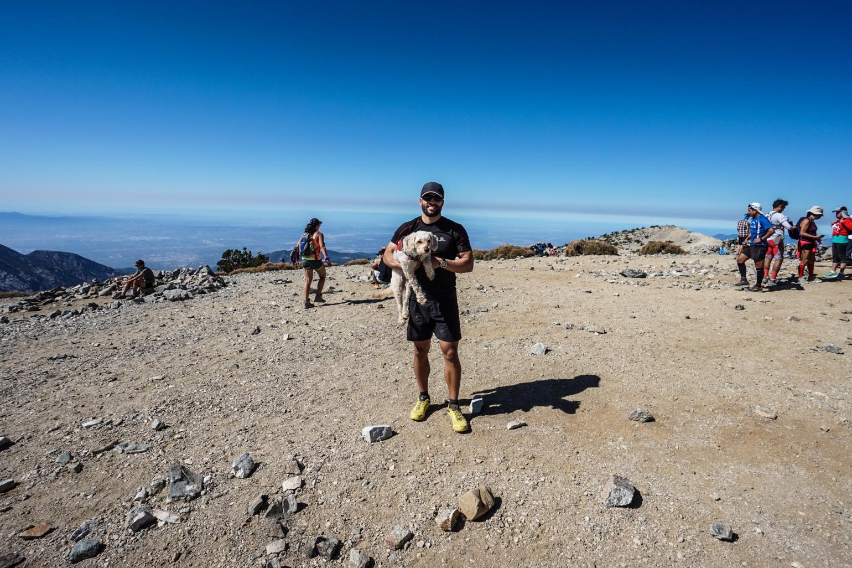Mt. Baldy via Ski Hut Trail and Devil's Backbone