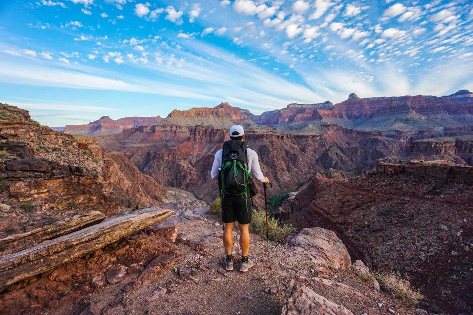 Grand Canyon Rim to Rim Hike