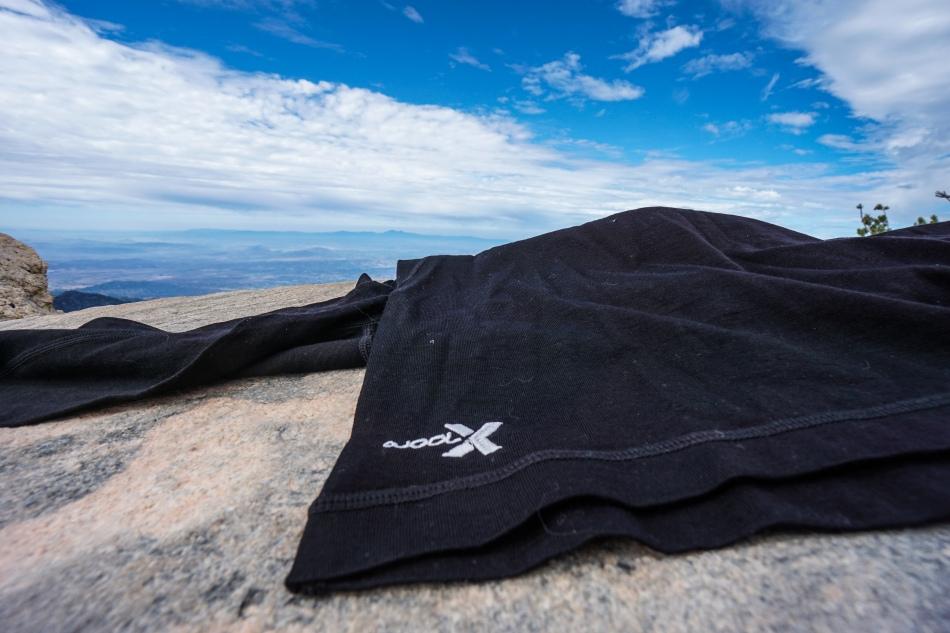 Woolx Merino Wool Base Camp Long Sleeve