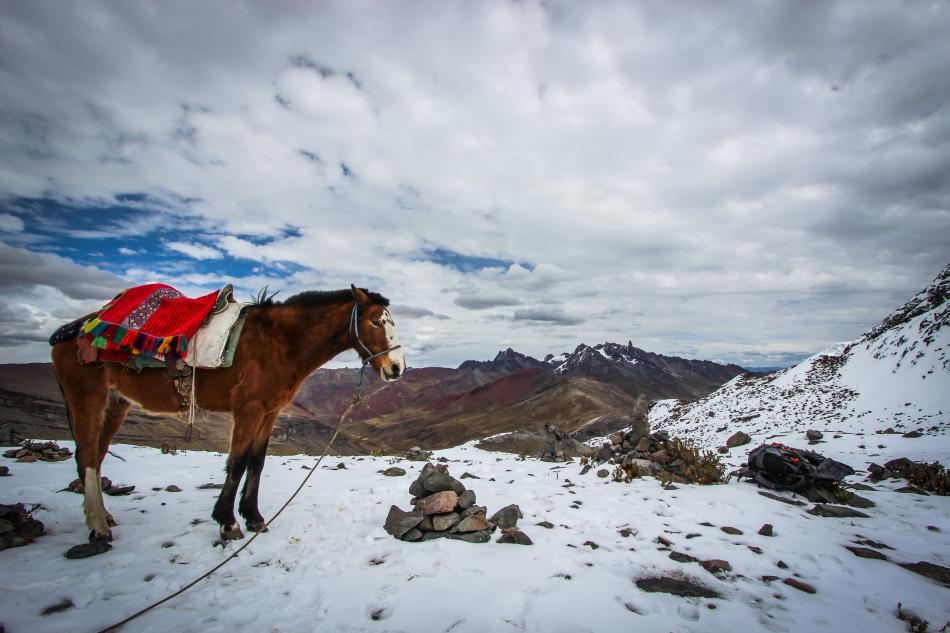 Ausangate Trek via Cusco