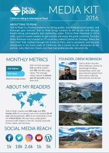 Trail to Peak Media Kit