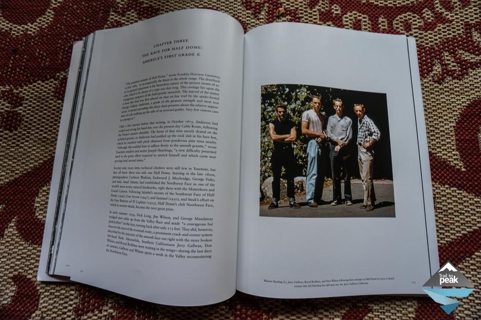 Yosemite In The Fifties Patagonia Book Review