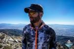 Nike Men's Printed Trail Kiger Full-Zip Jacket