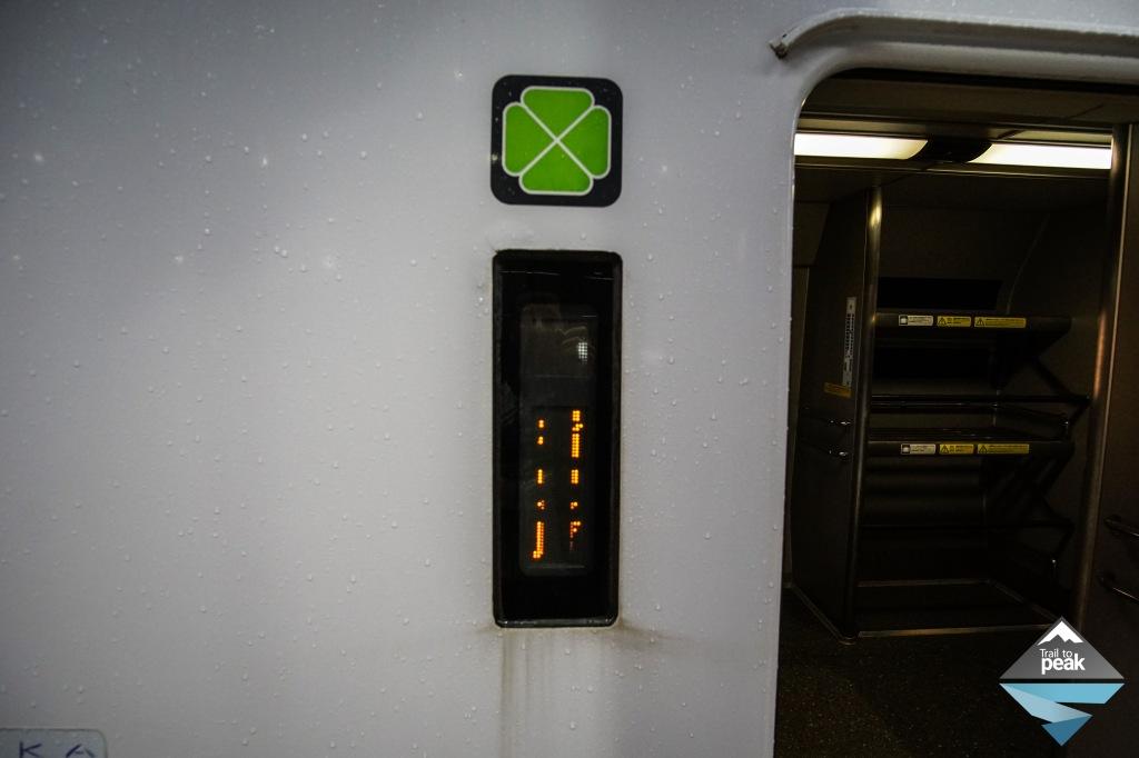 Using A JR Rail Pass JR Train
