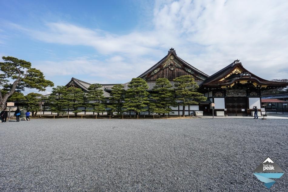 Nijo Castle Japan Kyoto