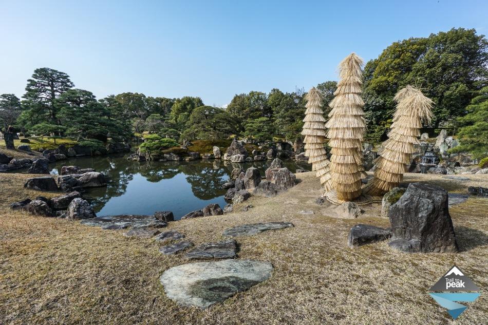 Nijo Castle Kyoto Japan
