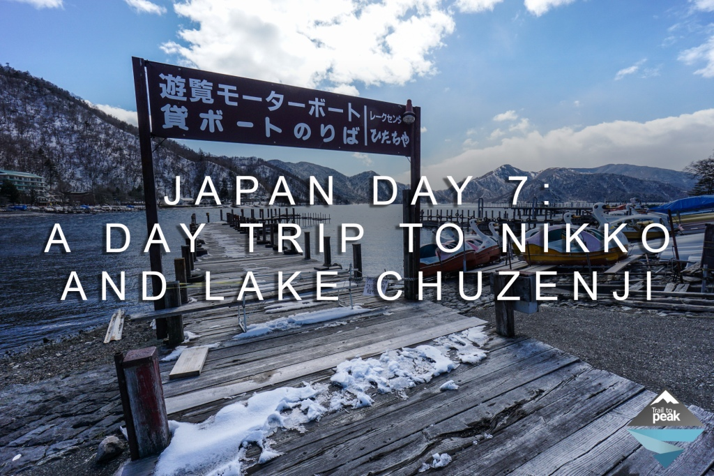 A Day Trip To Nikko And Lake Chuzenji