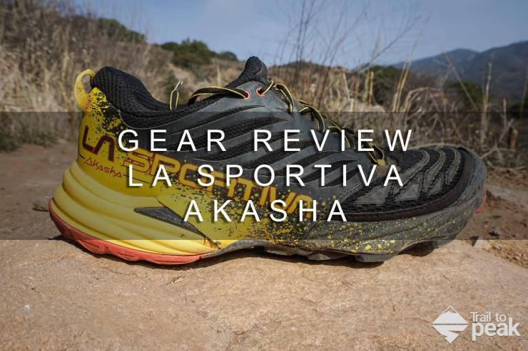 La Sportiva Akasha Shoe Review Wear Report