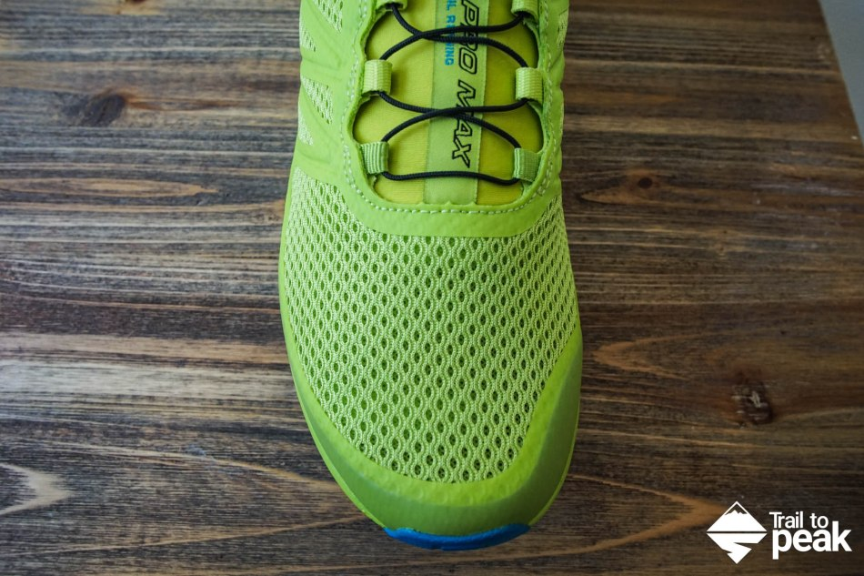 Salomon Sense Pro Max Shoe Preview Review Trail Running Hiking