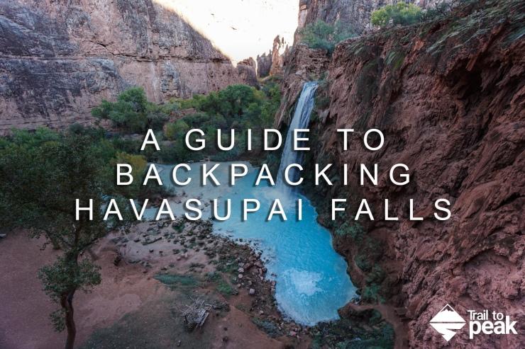 Havasupai Falls Guide Havasu Mooney Navajo Supai Permits Gear