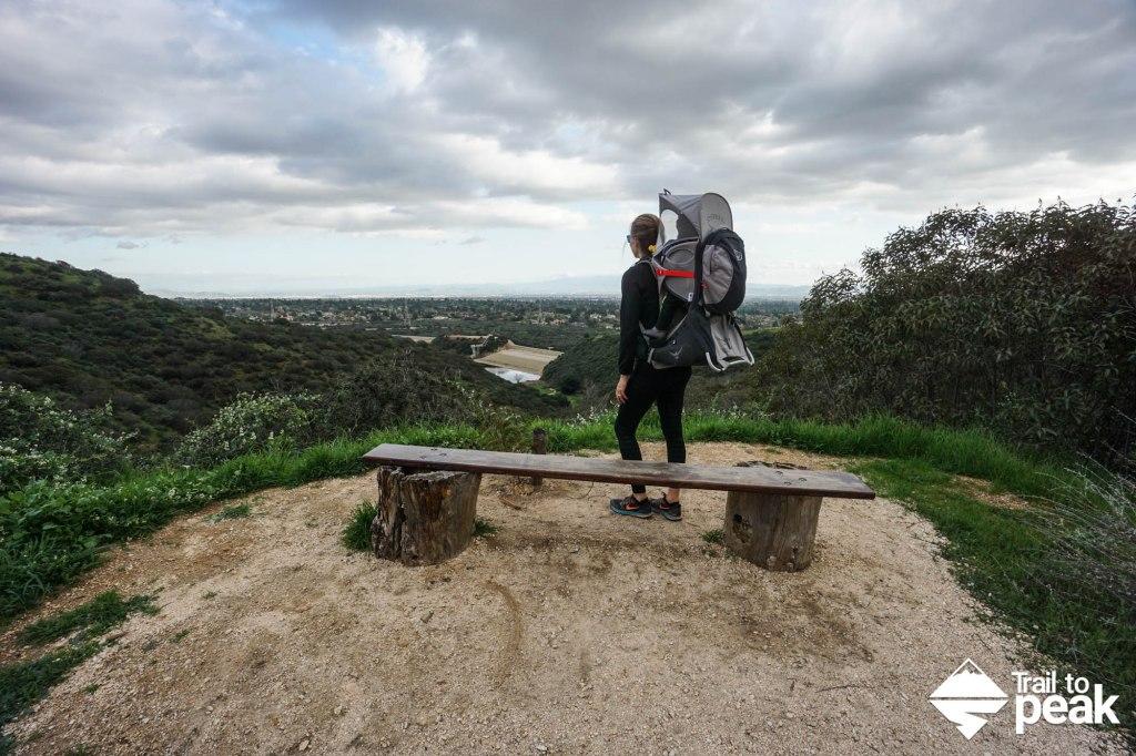 Hiking Claremont Hills Wilderness Park 5 Mile Loop