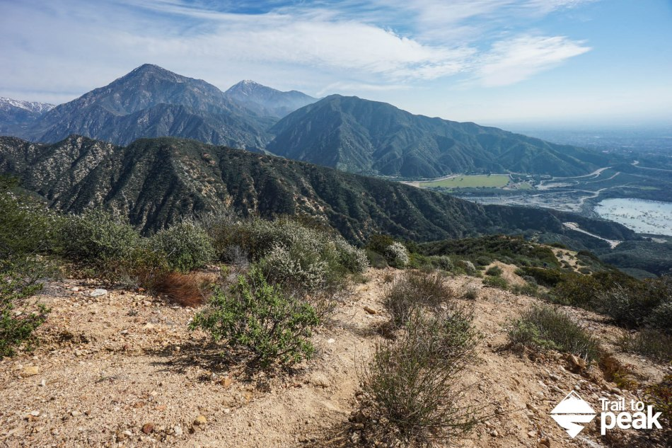 Guide To Hiking Potato Mountain's East Face Via Evey Canyon Trail