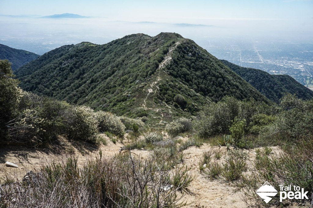 Hiking Bastard Ridge To Jones Peak, Hastings Peak, And Mt. Wilson