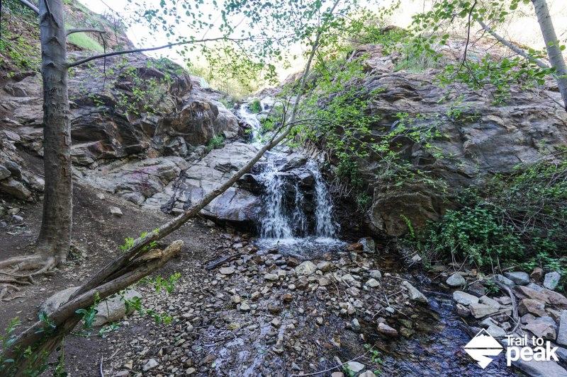 Hiking North Etiwanda Preserve to Etiwanda Falls