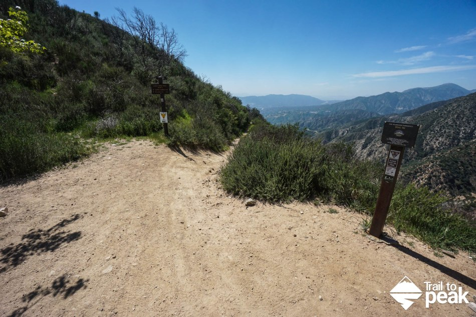 Hiking The Mt. Lowe Railway Loop To Inspiration Point And Echo Mountain
