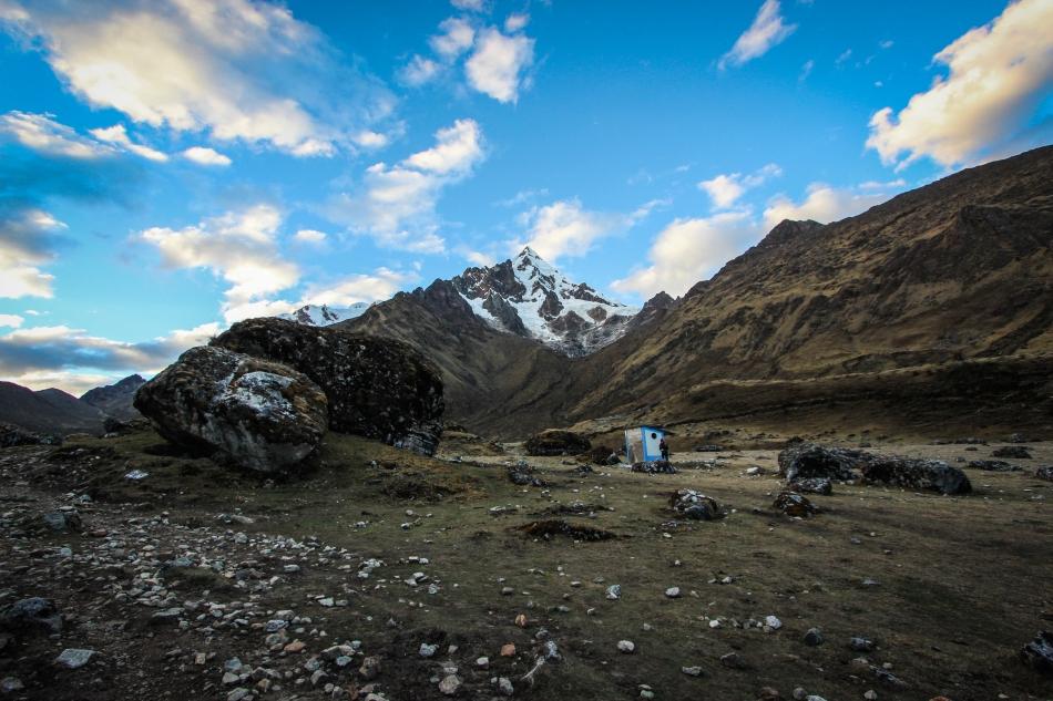 Salkantay Trek to Machu Picchu