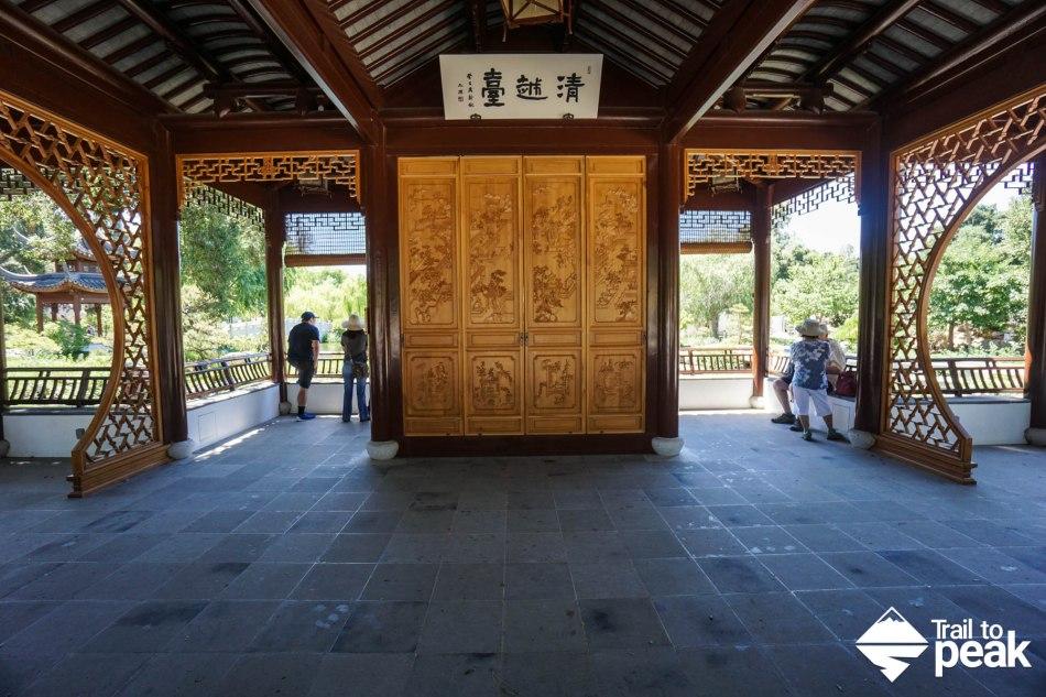 The Huntington Botanical Gardens Chinese Gardens