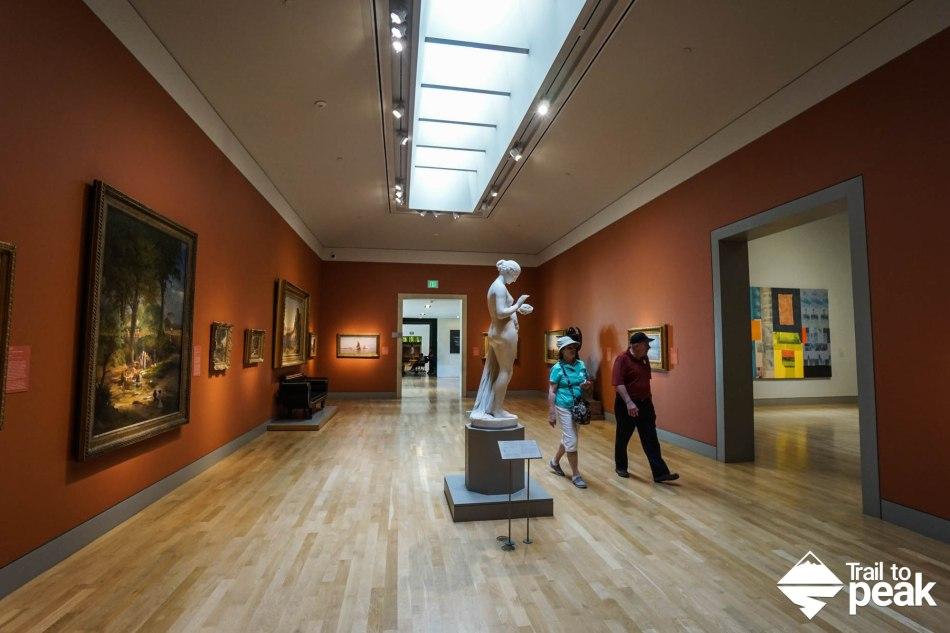 The Huntington American Gallery