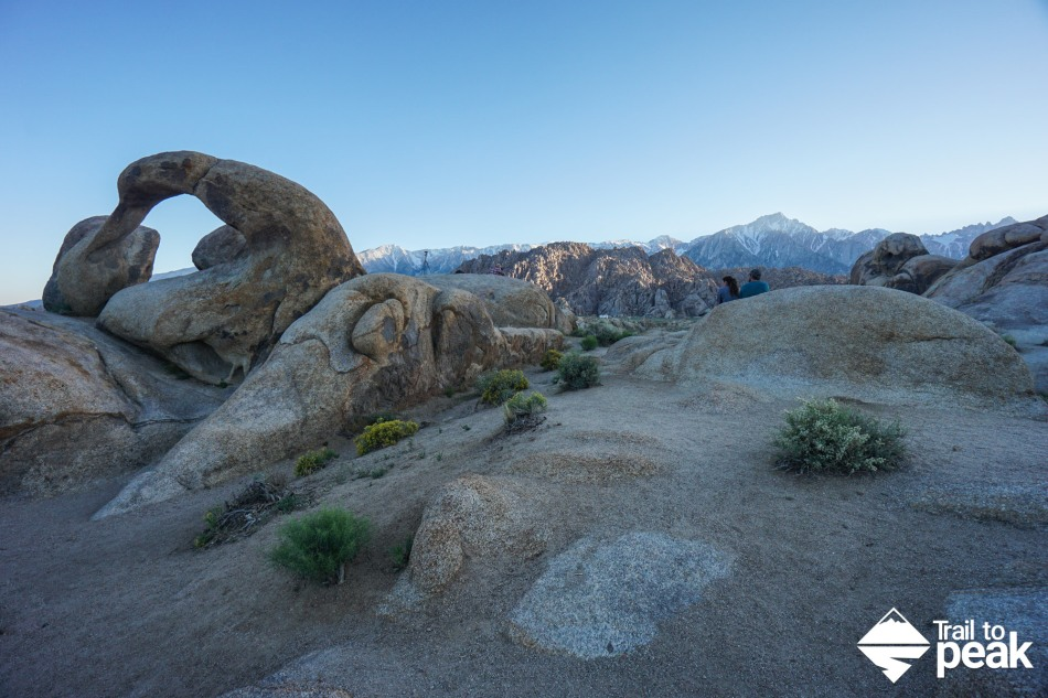 Hiking Mobius Arch Loop And Camping At Alabama Hills